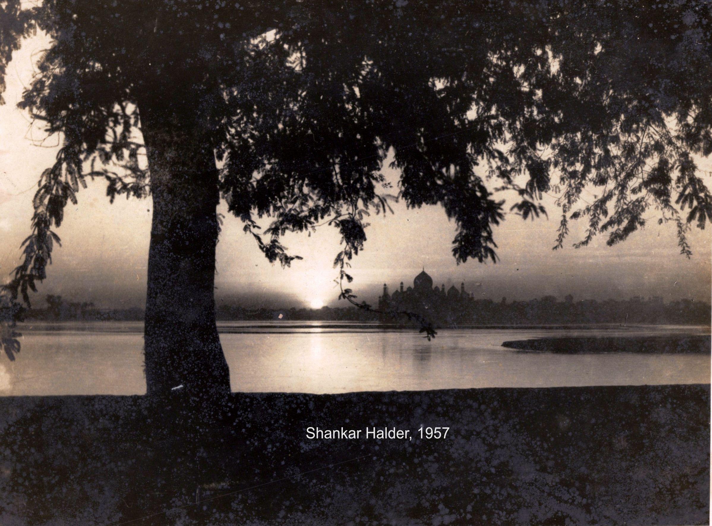 Silhoutte Taj-Shankar Halder